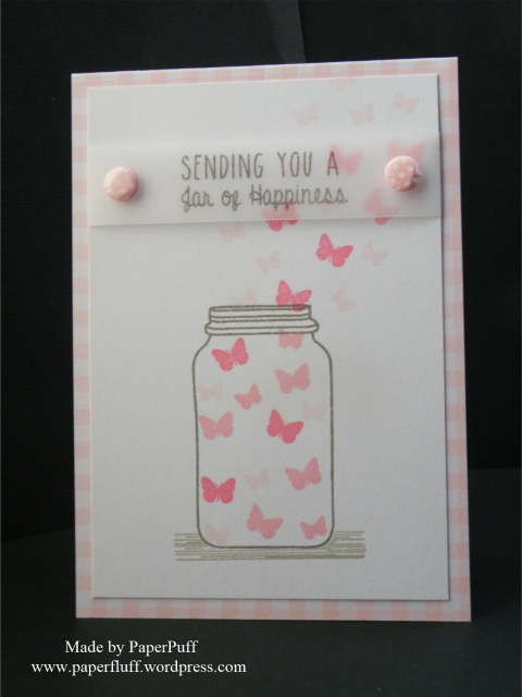 jar of happiness pink
