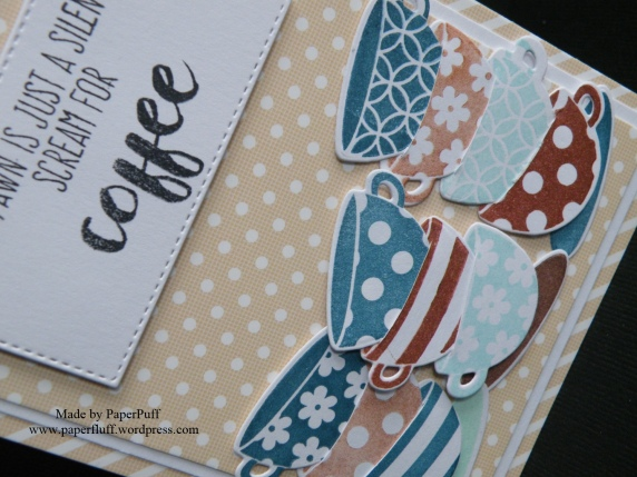 coffee card detail